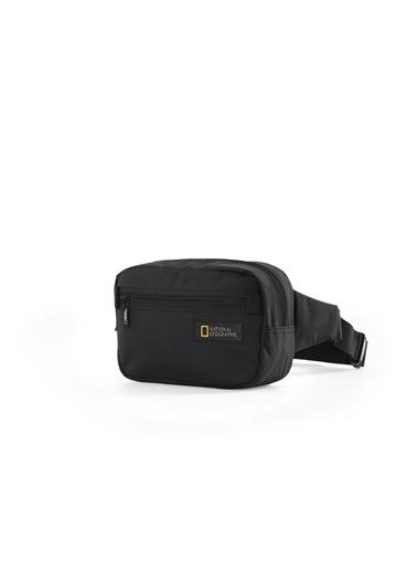 National Geographic Çanta Siyah